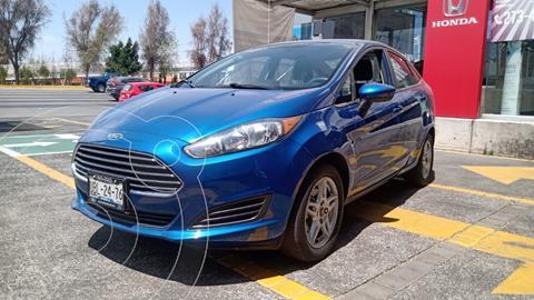 Ford Fiesta ST 1.6L usado (2018) color Azul Acero precio $199,000
