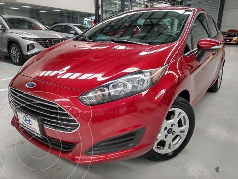 Ford Fiesta ST 1.6L usado (2016) color Rojo precio $156,900