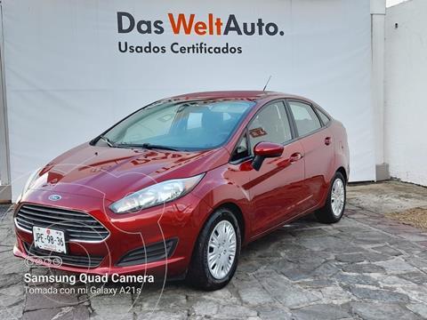 Ford Fiesta ST 1.6L usado (2017) color Rojo precio $190,000