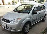 Foto venta Auto usado Ford Fiesta 1.6L SE color Gris Plata  precio $2.400.000