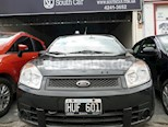 Foto venta Auto usado Ford Fiesta  4P Max Ambiente (LN) (2009) color Gris Oscuro precio $195.000