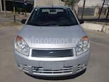Foto venta Auto usado Ford Fiesta  4P Max Ambiente (LN) (2009) color Gris Claro precio $220.000