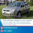 Foto venta Auto usado Ford Fiesta  4P Max Ambiente (LN) (2007) color Beige precio $188.000