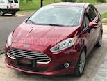Foto venta Auto usado Ford Fiesta  5P Ambiente Plus (2013) color Rojo Bari precio $350.000