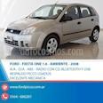 Foto venta Auto usado Ford Fiesta  5P Ambiente (2008) color Beige precio $198.000