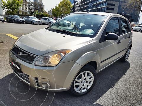 Ford Fiesta  5P Ambiente (LN) usado (2007) color Gris precio $690.000