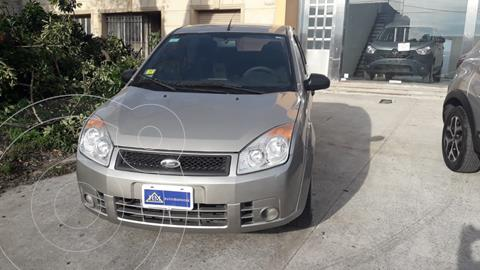 Ford Fiesta  4P Max Ambiente (LN) usado (2007) color Beige financiado en cuotas(anticipo $400.000)