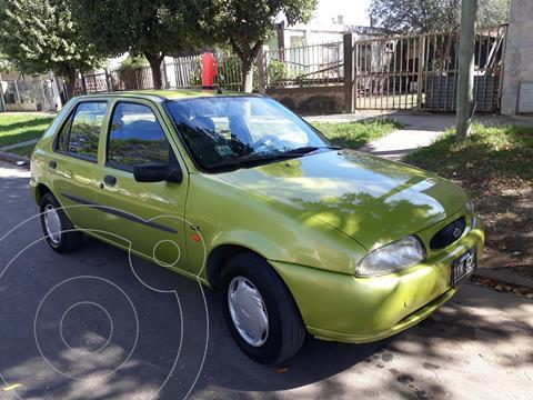 Ford Fiesta  5P CLX 1.4 16v  usado (1996) color Verde precio $380.000