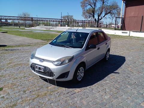 Ford Fiesta  5P Ambiente Plus usado (2011) color Gris precio $850.000