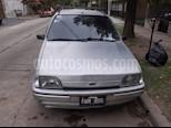 Ford Fiesta  5P CLX 1.8 DSL usado (1996) color Gris precio $80.000