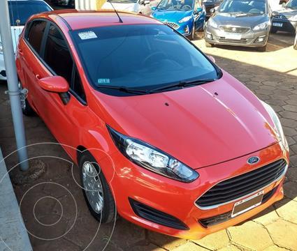 Ford Fiesta  S M/t 5 Ptas usado (2015) color Rojo precio $1.180.000