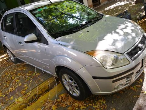 Ford Fiesta  4P Max Ambiente (LN) usado (2007) color Gris financiado en cuotas(anticipo $240.000)