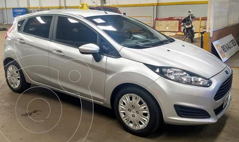 Ford Fiesta  1.6 5P S (KD) usado (2014) color Gris Plata  precio $1.080.000