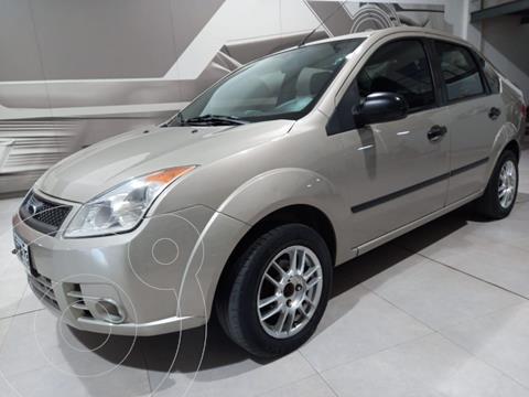 Ford Fiesta  4P Max Ambiente (LN) usado (2007) color Beige precio $650.000