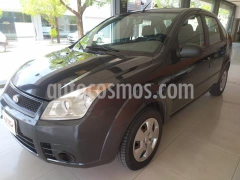 Ford Fiesta  4P Max Ambiente (LN) usado (2007) color Negro precio $490.000