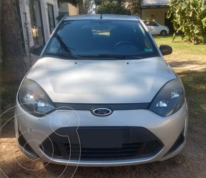 Ford Fiesta  5P Ambiente Plus usado (2011) color Gris precio $780.000
