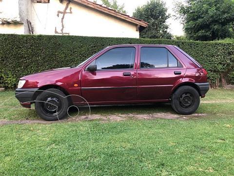 Ford Fiesta  5P CL 1.3  usado (1995) color Bordo precio $185.000