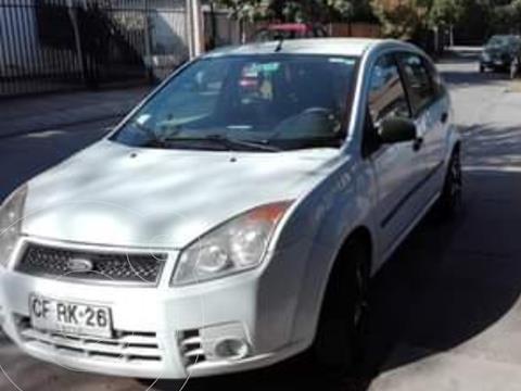 Ford Fiesta Trend 1.6L usado (2010) color Blanco precio $4.500.000