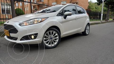 Ford Fiesta Titanium  usado (2017) color Blanco precio $46.800.000
