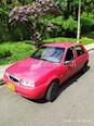 Ford Fiesta LX 5 Ptas. usado (2000) color Rojo precio $6.000.000