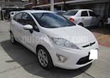Ford Fiesta Titanium  usado (2011) color Blanco precio $17.000.000