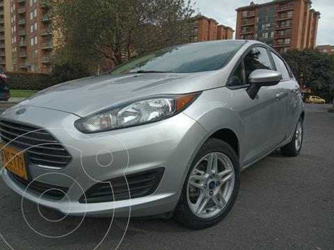 Ford Fiesta SE usado (2018) color Gris precio $44.600.000