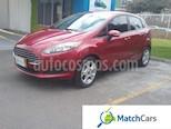 Foto venta Carro usado Ford Fiesta SE 5P  (2017) color Rojo precio $33.990.000
