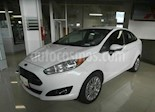 Foto venta carro usado Ford Fiesta sedan (2018) color Blanco precio BoF32.100.000