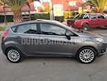 Foto venta Auto usado Ford Fiesta Titanium 1.6L (2014) color Gris precio $5.590.000