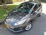 Foto venta Carro usado Ford Fiesta Titanium Aut color Gris Nocturno precio $42.900.000