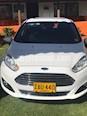 Foto venta Carro usado Ford Fiesta Titanium Aut (2015) color Blanco precio $37.900.000