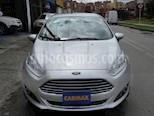 Foto venta Carro usado Ford Fiesta Titanium  (2015) color Plata precio $37.900.000