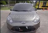 Ford Fiesta Move usado (2013) color Gris precio BoF20.104