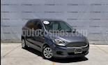 Foto venta Auto usado Ford Figo Hatchback Energy Aut (2017) color Gris Hierro precio $169,000