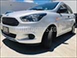 Foto venta Auto usado Ford Figo Hatchback ENERGY TM 5 PTAS (2018) color Plata precio $168,000
