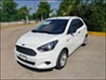 Foto venta Auto usado Ford Figo Hatchback ENERGY TM 5 PUERTAS (2017) color Blanco precio $148,000