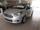 Foto venta Auto usado Ford Figo Hatchback Energy (2016) color Plata Estelar precio $130,000