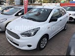 Foto venta Auto Seminuevo Ford Figo Hatchback Impulse A/A (2017) color Blanco precio $154,000