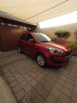 Ford Figo Hatchback Energy usado (2019) color Rojo Rubi precio $155,000