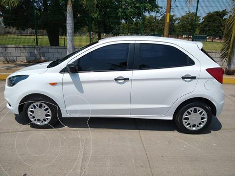 Ford Figo Hatchback IMPULSE TM A/A 5 PUERTAS usado (2016) color Blanco precio $128,000