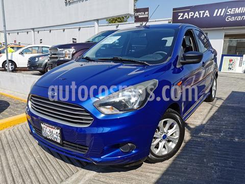 Ford Figo Hatchback Energy usado (2017) color Azul precio $155,000