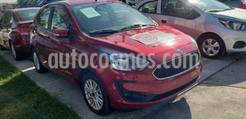 Ford Figo Hatchback Energy usado (2019) color Rojo precio $185,000