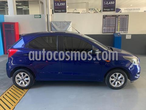 Ford Figo Hatchback ENERGY TA 5 PUERTAS usado (2017) color Azul Marino precio $145,900