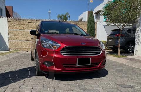 Ford Figo Hatchback Energy Aut usado (2017) color Rojo precio $141,900