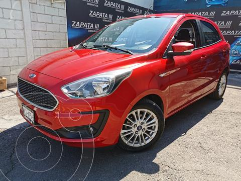 Ford Figo Hatchback Energy usado (2019) color Rojo Rubi precio $190,000