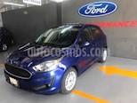 Foto venta Auto usado Ford Figo Sedan Impulse A/A (2019) color Azul precio $195,000