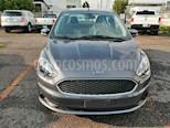 Foto venta Auto usado Ford Figo Sedan Impulse Aut A/A (2019) color Gris precio $175,000