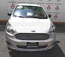 Foto venta Auto usado Ford Figo Sedan Impulse  (2018) color Plata precio $170,000