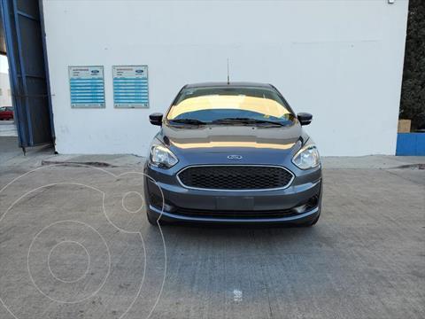 Ford Figo Sedan Energy usado (2019) color Gris Oscuro precio $190,000