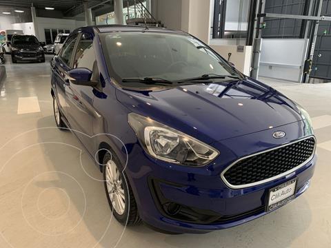 Ford Figo Sedan Energy usado (2019) color Azul precio $185,000